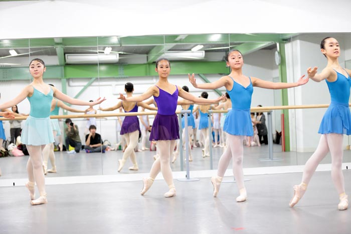 Ballet du Cielの3つの特徴